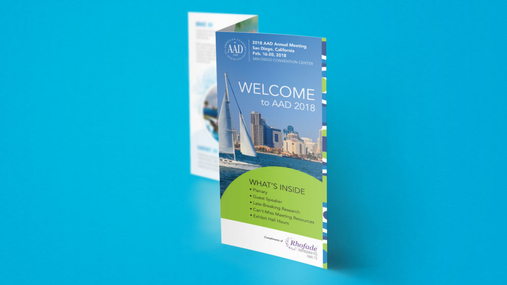 American Academy of Dermatology 2018 - Attendee Welcome Guide