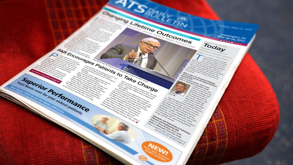 American Thoracic Society 2017 - Daily Bulletin