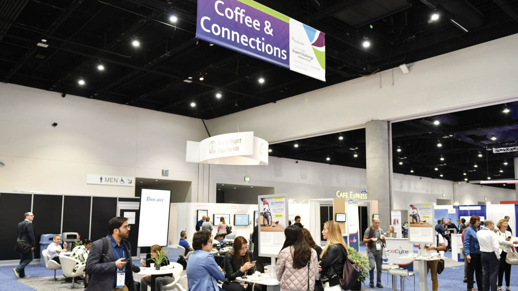 American Thoracic Society 2017 - Convention Center Sponsorships