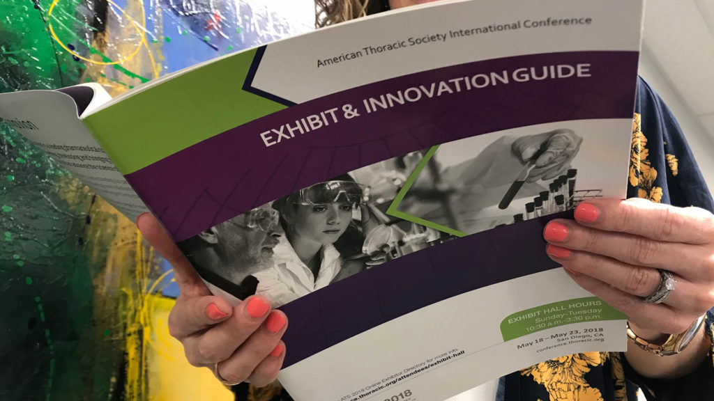 American Thoracic Society 2018 - Exhibit & Innovation Guide