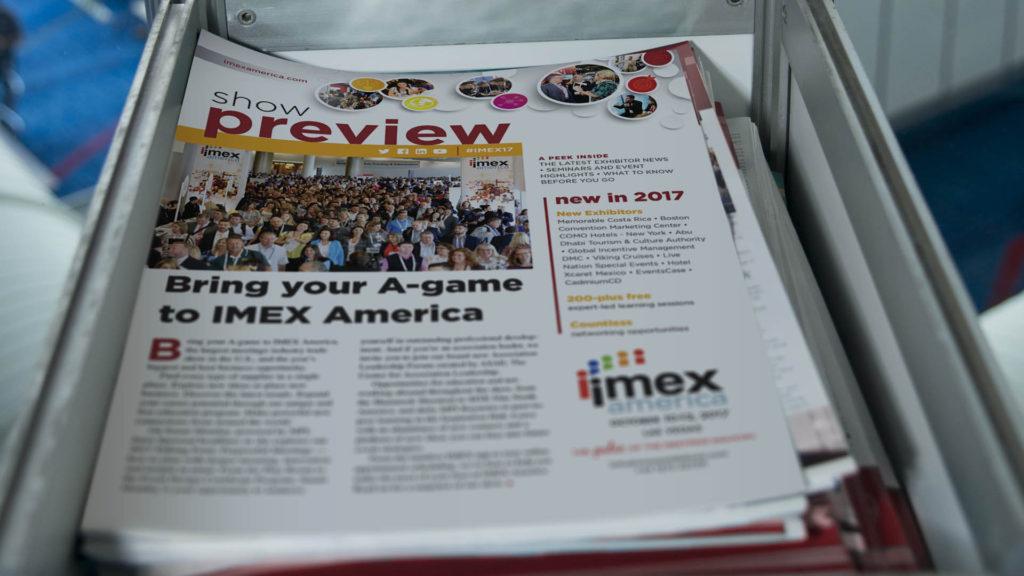 IMEX America 2017 - Preview